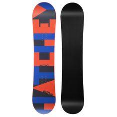 Hatchey snowboard Drift Junior 20/21 Délka: 135 cm - Skvělé recenze