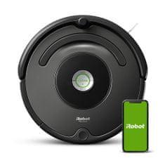 IROBOT robotický vysavač Roomba 676 - Perfektní hodnocení