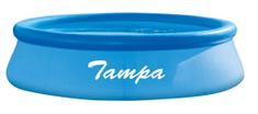 Intex Bazén Tampa 2,44 × 0,76 m, bez příslušenství (10340045)