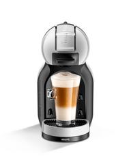 Krups kávovar na kapsle KP123B31 Nescafé Dolce Gusto Mini Me šedé