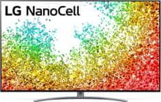 Televize LG 55NANO96P - Perfektní hodnocení