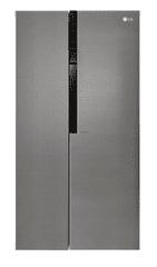LG americká lednička GSB360BASZ