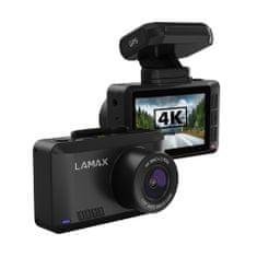 Kamera LAMAX T10 4K GPS (s hlášením radarů)