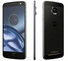 Lenovo Moto Z, 4 GB/32 GB, Single SIM, Black (SM4444AE7T3) - použité