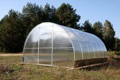 LanitPlast skleník LANITPLAST VOLHA 3,3x4 m PC 4 mm