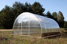 LanitPlast skleník LANITPLAST VOLHA 3,3x6 m PC 4 mm - Hvězda srovnání