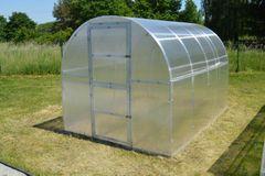 LanitPlast skleník LANITPLAST KYKLOP 2x3 m PC 4 mm - Skvělé recenze