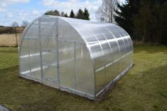 LanitPlast skleník LANITPLAST KYKLOP 3x4 m PC 4 mm