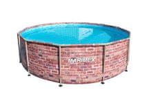 Marimex bazén Florida Cihla 3,66 x 0,99 m 1034024