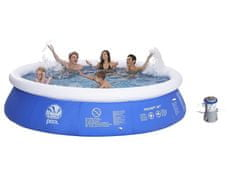 Master Bazén Prompt Pool 360 x 90 cm set s kartušovou filtrací