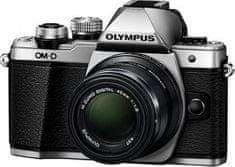 Olympus OM-D E-M10 Mark II Silver