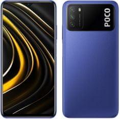 POCO mobilní telefon M3, 4 GB/128GB, Cool Blue - Perfektní hodnocení