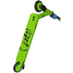 PB Freestyle koloběžka PB SCRATCH Reflex Green H-197