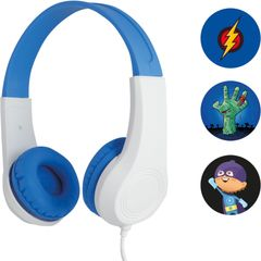 SENCOR SEP 255 sluchátka, modrá Nejprodávanější