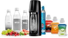 SodaStream SPIRIT BLACK PARTY PACK Nejprodávanější