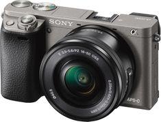 Sony Alpha 6000 Nejprodávanější