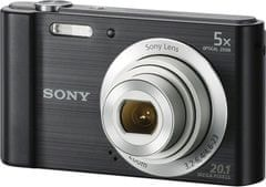Sony CyberShot DSC-W800 Black (DSCW800B.CE3) Nejprodávanější