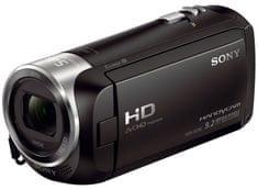 Sony Handycam HDR-CX240E Black (HDRCX240EB.CEN) Nejprodávanější