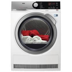AEG sušička prádla AbsoluteCare® T8DEE48SC bílá