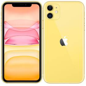 Apple iPhone 11 256 GB - Yellow (MHDT3CN/A)