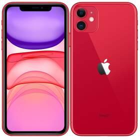 Apple iPhone 11 64 GB - (PRODUCT)RED (MHDD3CN/A) Nejprodávanější