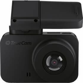Autokamera TrueCam M7 GPS Dual (s detekcí radarů) černá