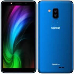 Aligator S6000 Dual SIM (AS6000BE) modrý Nejprodávanější