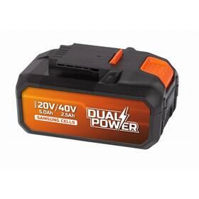 Akumulátor POWERPLUS Dual Power POWDP9037 40V / 2,5Ah SAMSUNG