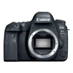 Canon EOS 6D Mark II, tělo černý (1897C003)