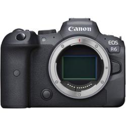 Canon EOS R6 černý