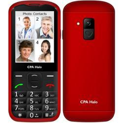 Mobilní telefon CPA Halo 18 Senior s nabíjecím stojánkem červený (TELMY1018RE) - Výborné zkušenosti