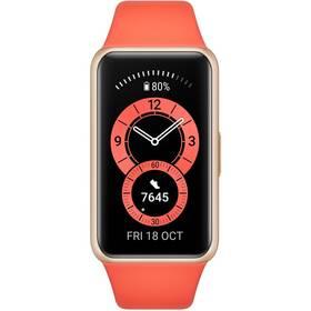 Huawei Band 6 (55026636) oranžový