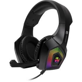 Headset Connect IT BATTLE RGB Ed. 3 (CHP-5600-BK) černý
