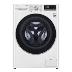 Pračka LG F4DV710H1E bílá