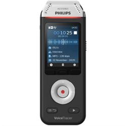 Philips DVT2110 černý/stříbrný
