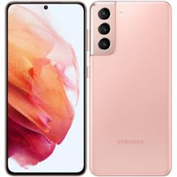 Mobilní telefon Samsung Galaxy S21 5G 256 GB růžový (SM-G991BZIGEUE)