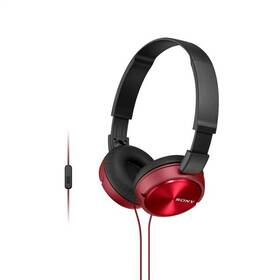 Sony MDRZX310APR.CE7 (MDRZX310APR.CE7) červená