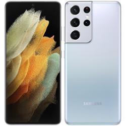 Samsung Galaxy S21 Ultra 5G 256 GB stříbrný (SM-G998BZSGEUE)