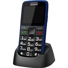 Aligator mobilní telefon A675 Senior modrá