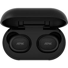 Sluchátka AlzaPower EAZY černá - Hvězda srovnání