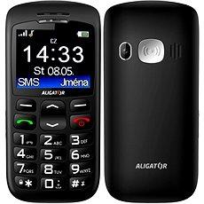 Aligator A670 Senior Black