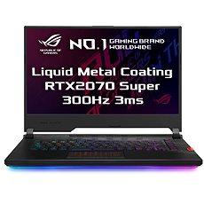 Asus notebook ROG Strix SCAR15 G532LWS-HF029T Black kovový