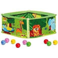Bazének s balónky, zelený Nejprodávanější