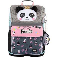 BAAGL Školní aktovka Zippy Panda