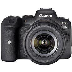 Canon fotoaparát EOS R6 - Skvělé recenze