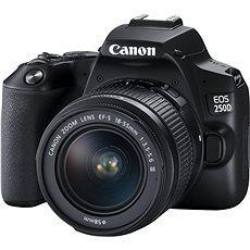 Canon EOS 250D černý