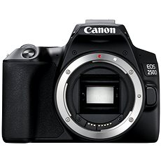 Fotoaparát Canon EOS 250D tělo černý