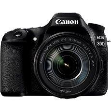 Spolehlivost 98% - Canon EOS 80D