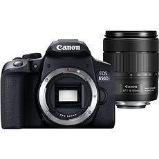 Fotoaparát Canon EOS 850D černý