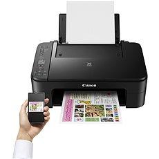 Spolehlivost 99% - Canon tiskárna PIXMA TS3150 černá